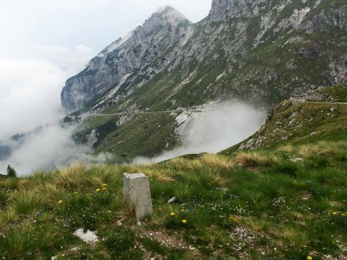 Mangart Plateau